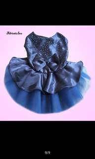 Pet Tutu dress Medium