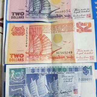 Ship $2 & Ship $1