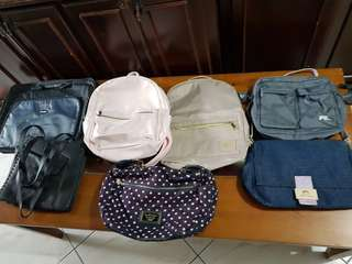 Bundle bags for 700.00