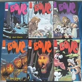 Bone: Image Comics Complete Run (27+2 books)