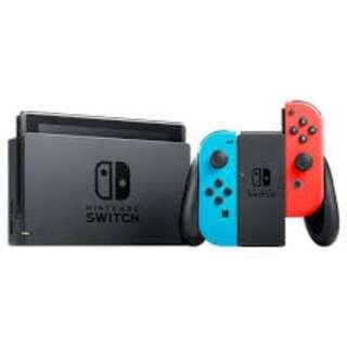 [BNIB] Nintendo Switch With Warranty