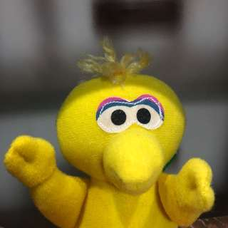 Little big bird stuffed toy