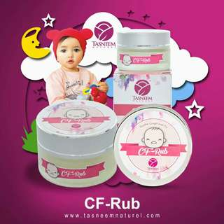 CF-Rub Tasneem Naturel Balm