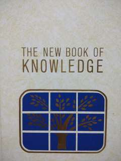 The New Book of Knowledge (1994 edition)