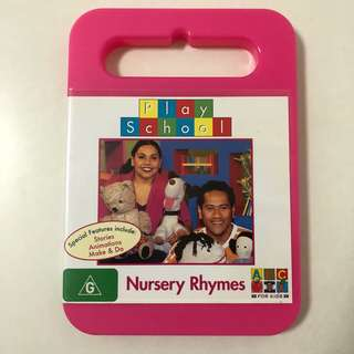 2005 Play School - Nursery Rhymes DVD