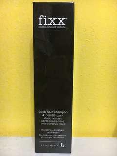 Fixx Shampoo & Conditioner