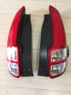 Myvi Lagi best tail lamp