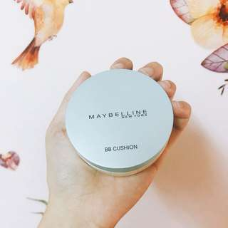 🚚 Maybelline 氣墊粉餅 01