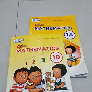 Gasing-Mathematics 1 (take all)