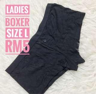 Ladies boxer