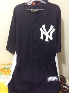Majestic MLB New York Yankees Jersey