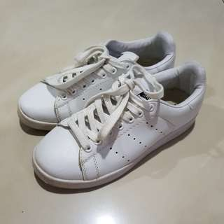ADIDAS Stan Smith White Putih Sneakers