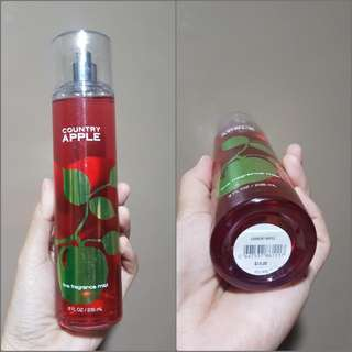REPRICED! Authentic Bath & Body Works Mist