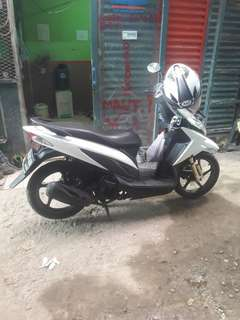 Bonda vario 110 cbs full scotlet