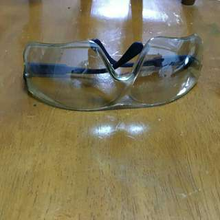 Offer! Used work goggles. Text for quick deal!