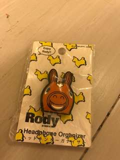 Rody headphone organizer