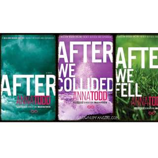 After series (Anna Todd)