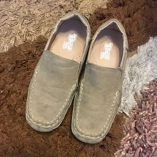 Tough Kids Brown Loafers