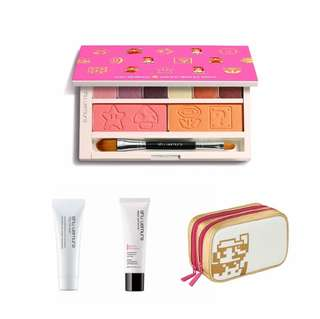 Super Mario x Shu Uemura Palette with Make Up Pouch
