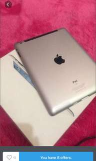 ipad 3 32gb cell wifi