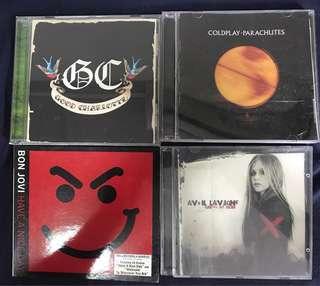 ENGLISH 4 CD