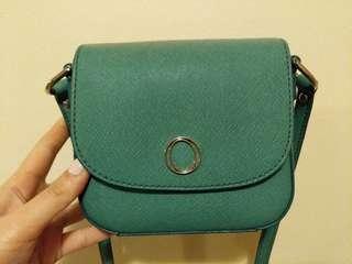 Oroton mini satchel