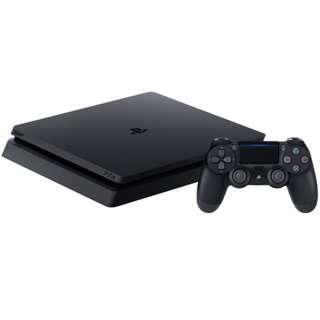 4 Games Bundle PS4 Slim 500gb