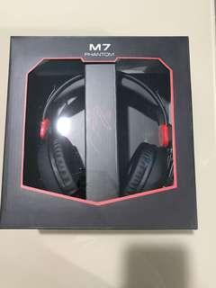 Aftershock M7 Phantom Headphones