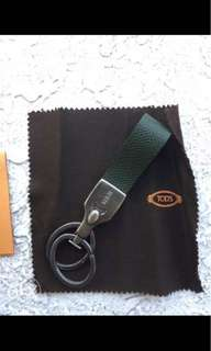 Authentic Tods key ring chain Not LV Prada Gucci