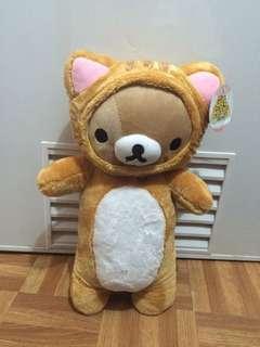Pussy bear