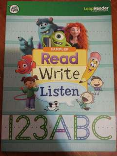 Leapfrog Read Write Listen