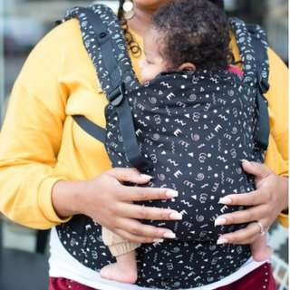 Tula Baby Carrier - Celebrate - Free to Grow