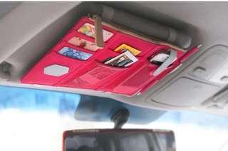 tempat kartu mobil