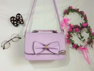 Sling Purple Bag