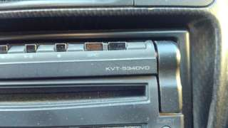 Kenwood  INDASH Single Diñ KVT-534DVD
