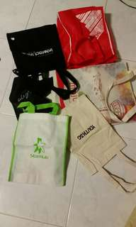 🚚 Reusable Bags
