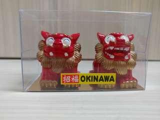 🚚 沖繩 擺飾 風獅