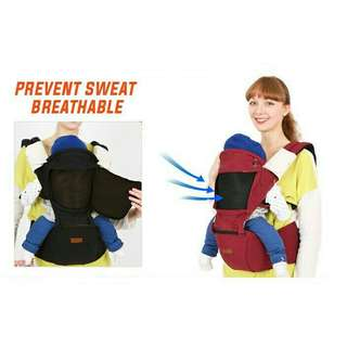 Korean IMAMA Baby HipCarrier