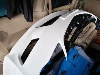 Honda Civic FD FD2R Type R Full Bodykit