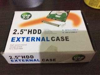 Hdd eksternal 20gb