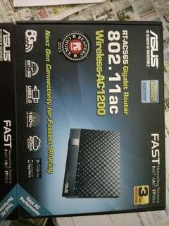 Asus RT AC 56s gigabit router