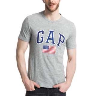 🚚 Gap logo 上衣