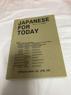 Japanese for Today