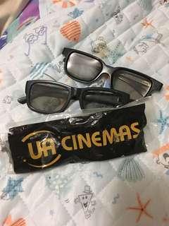 3D 眼鏡 glasses