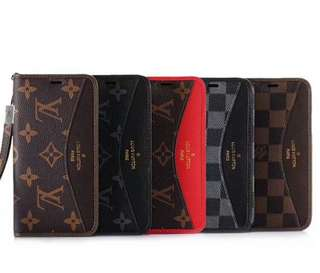 LV Phone Case For iPhone 6/7/8/X