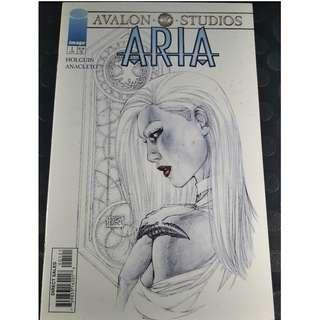 Aria #1B (Michael Turner Variant)