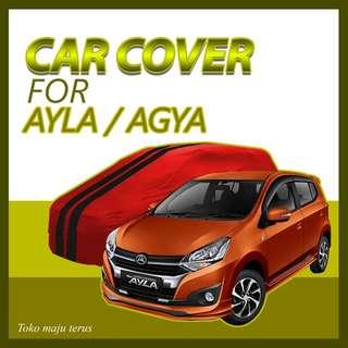 Cover Mobil Agya Ayla / Sarung Mobil Waterproof