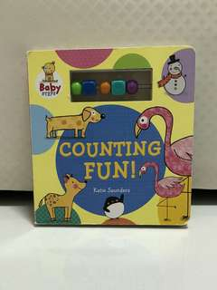 Counting Fun Baby Book
