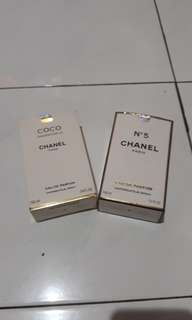 Parfum chanel ori singapure beli satu 50 ambil duaduanya 90 aja