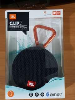 JBL Clip 2 Bluetooth Speaker